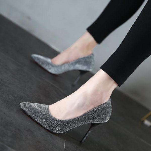 超高跟鞋 高跟鞋女細跟