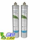 [8美國直購] 濾心 Pentair Everpure H-1200 EV928201 Dual Water Replacement Filter Cartridge