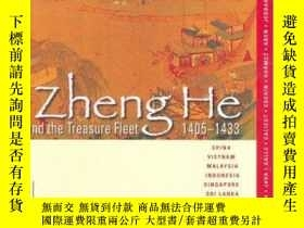 二手書博民逛書店Zheng罕見He And The Treasure Fleet 1405-1433Y364682 Paul