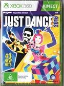 XBOX 360 舞力全開2016 (Kinect必須) -英文版- Just Dance 2016