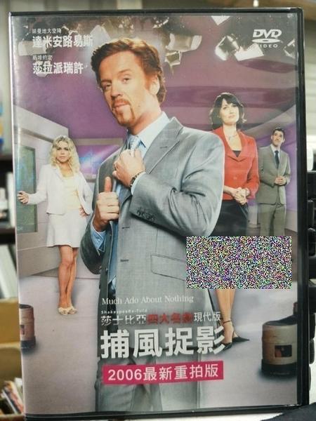 挖寶二手片-T02-233-正版DVD-電影【捕風捉影】-經典片 莎拉派瑞許 達米安路易斯 (直購價)海報是影