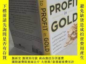 二手書博民逛書店How罕見to Profit in Gold 【英文原版,精裝本