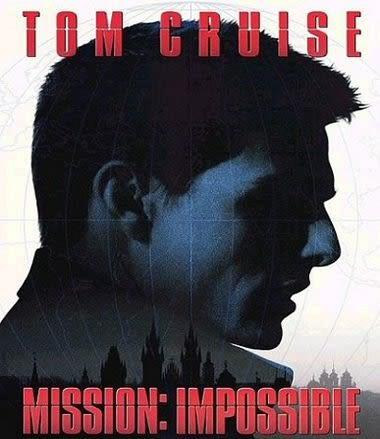不可能的任務 DVD   (購潮8)