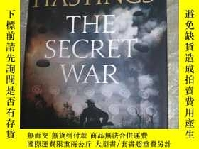 二手書博民逛書店The罕見Secret War Spies, Codes and