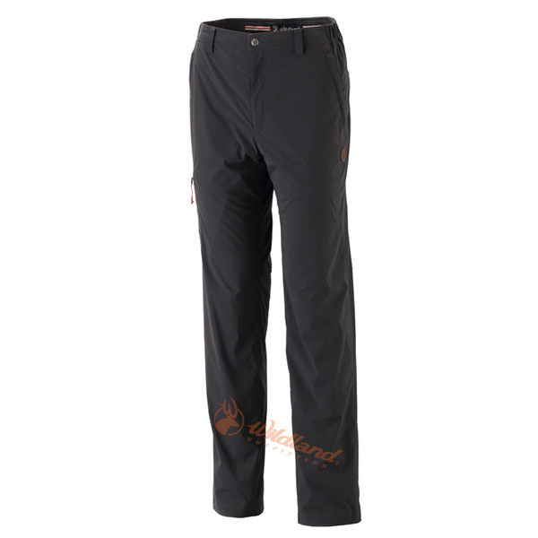 Wildland 荒野 0A32320-96深鐵灰 男 彈性防潑水防風保暖長褲