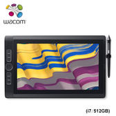 【客訂品】Wacom MobileStudio Pro 13 專業繪圖平板電腦 (i7/512GB)