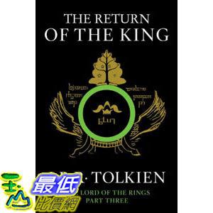 [104美國直購] 美國暢銷書排行榜 The Return of the King: Being the Third Part of the Lord of the Rings Paperback