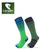 Lorpen T2 童美麗諾羊毛滑雪襪S2KN / 城市綠洲(保暖、舒適、健行、羊毛襪、西班牙)