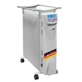 北方 葉片電子式恆溫電暖爐 ( 12葉片) NRD1281 密閉式加熱管不耗氧.不乾燥