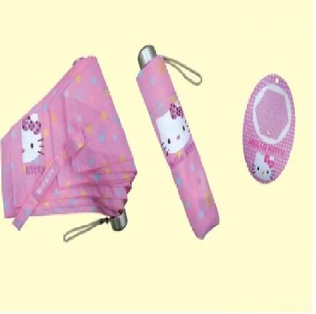 Holle Kitty超輕三折傘