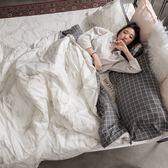 白大理石  S4單人床包+涼被3件組 100%精梳棉  台灣製 棉床本舖