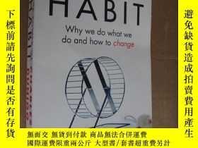 二手書博民逛書店The罕見power of habit : why we do