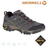 美國MERRELL MOAB 2 GORE-TEX 男款低筒防水健行鞋 06039 登山鞋 寬楦 3E OUTDOOR NICE