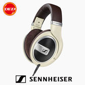 SENNHEISER 森海塞爾 HD599 高端包耳式耳機 象牙白色 開放式 發燒級 公司貨 保固兩年