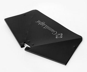 我愛買#Gamilight超大外閃燈柔光罩Square 43機頂閃光燈柔光箱(43x43cm)600EX-RT 580EX2 430EX2 SB700 SB910