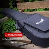 吉他包 brook布魯克加厚加棉民謠木吉他包36寸40寸41寸雙肩琴包防水背包 星隕閣8229
