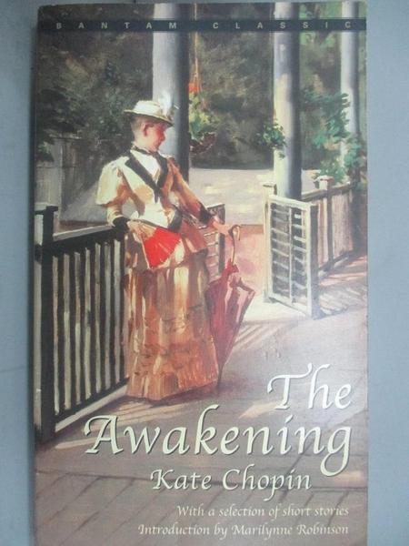 【書寶二手書T1/原文小說_HNS】The Awakening_Chopin, Kate