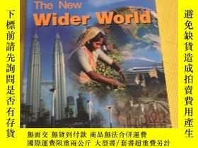 二手書博民逛書店The罕見New wider worldY267886