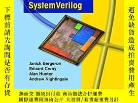 二手書博民逛書店Verification罕見Methodology Manual For SystemverilogY2562
