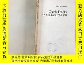 二手書博民逛書店Graph罕見Theory An Introductory Co