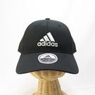 ADIDAS BBALL CAP COT 老帽 棒球帽 青少年/成人尺寸 FK0891 黑 後可調【iSport愛運動】