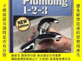 二手書博民逛書店Plumbing罕見1-2-3(英文原版)Y171402 The Home Depot (Author) Th