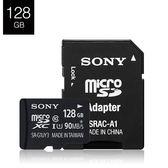 SONY 索尼 128G B microSDHC C10 SR-G1UY3A 記憶卡