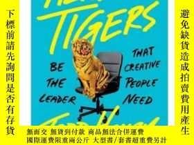 二手書博民逛書店終身學習(領導力篇)罕見英文原版 Herding Tigers: