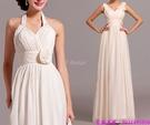 (45 Design) 訂製款 7天到貨禮法國蕾絲修身一字公主新娘婚紗禮服齊地蓬蓬顯瘦20