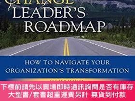 二手書博民逛書店預訂The罕見Change Leader S Roadmap: How To Navigate Your Orga