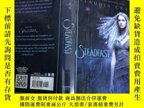 二手書博民逛書店Steadfast:罕見A Spellcaster Novel