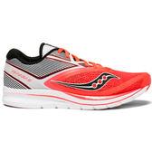 SAUCONY  女馬拉松鞋 KINVARA 9 (橘) 緩衝型訓練鞋  S10418-2 【 胖媛的店 】