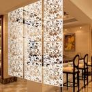 【DX455】雕花鏤空掛式屏風(1入)雕花屏風 DIY吊掛式磨砂裝飾壁貼 壁紙 吊飾 門簾 EZGO商城