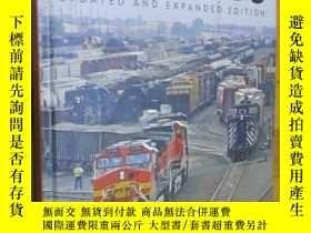 二手書博民逛書店NORTH罕見AMERICAN RAILYARDS : UPDATED AND EXPANDED EDITION