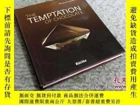 二手書博民逛書店THE罕見TEMPTATION OF CHOCOLATEY172
