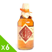 【黑豆桑】天然手工鳳梨淳(x 6瓶)