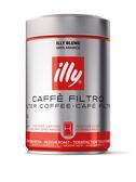 義大利 illy咖啡 意利咖啡 中度烘焙 中烘焙 濾泡咖啡粉 250g【Miss.Sugar】【C4003123】