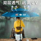 本汀2.4米垂釣傘2.2米戶外釣魚傘萬向防雨折釣傘垂釣傘遮陽防曬傘 【ifashion·全店免運】