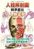 人體解剖圖精準畫出人物姿勢
