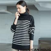 ❖ Winter ❖ 高領羊毛混紡保暖針織上衣 - AMERICAN HOLIC