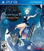 PS3 Deception IV: Blood Ties 影牢 闇影公主(美版代購)