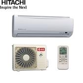 【HITACHI日立】9-11坪變頻冷暖分離式冷氣RAC-63YK1/RAS-63YK1