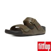 FitFlop TM _GOGH MOC TM ADJUSTABLE NUBUCK-卡其色