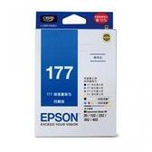 EPSON  T177650 177 墨水匣量販包 黑/藍/紅/黃