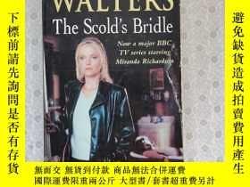 二手書博民逛書店36開英文原版罕見the scold s bridleY281995 Minette Walters Alle