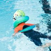 迪卡儂兒童游泳圈寶寶游泳裝備水上玩具加厚浮圈3-6歲NAB E  交換禮物