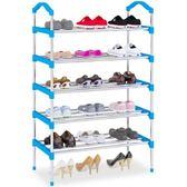 鞋架多層簡易家用經濟型門口組裝防塵鞋柜省空間宿舍門口小鞋架子