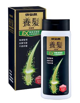 依必朗養髮洗髮精專業加強型 抗菌健髮配方 380ml *維康