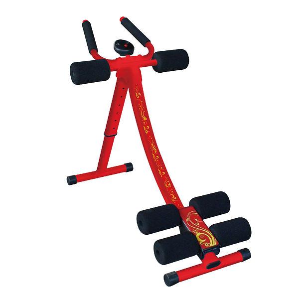 拉麗神 天天拉五分鐘健腹器/健身機(贈伸展拉力繩1) 提臀健腹機 健身器 腰腹運動健美機