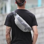 跑步腰包男士戶外運動訓練胸包騎行挎包女休閒多功能單肩手機包  免運快速出貨